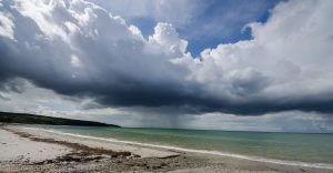 Die Macht der Gewitterwolken