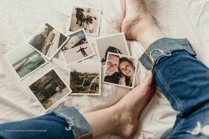 Erinnerungen in einem neuen Licht sehen