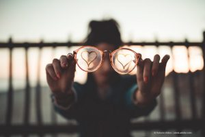 Mit dem Herzen sehen