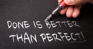Perfekter werden